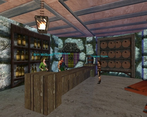 One of the many Halas pubs